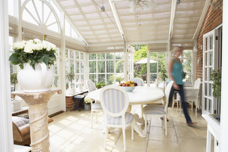 New Conservatory Roofs in Gloucester Gloucestershire
