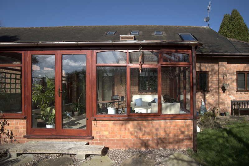 Solid Roof Conservatories in Gloucester Gloucestershire